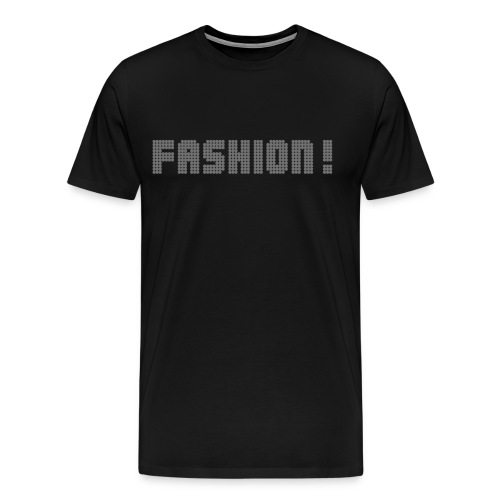 fashionshirtprint png - Premium-T-shirt herr