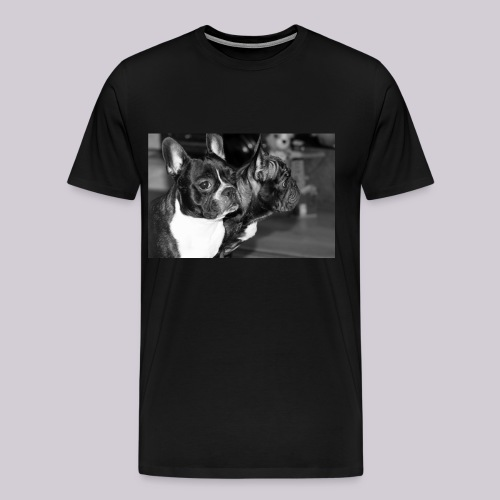 Frenchies - Men's Premium T-Shirt