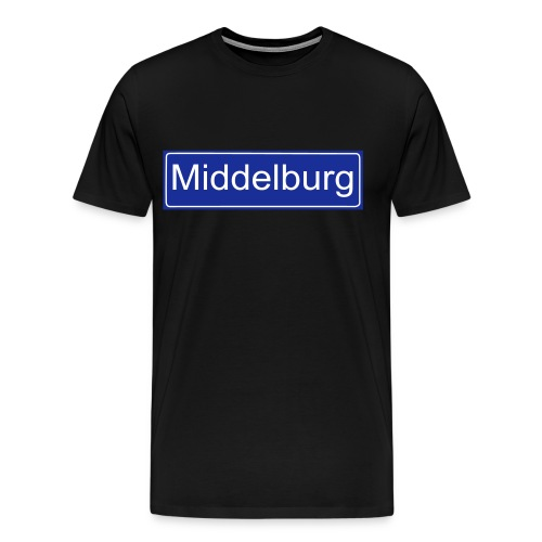middelburg - Mannen Premium T-shirt