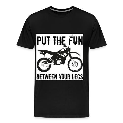 Dt 125 - Männer Premium T-Shirt