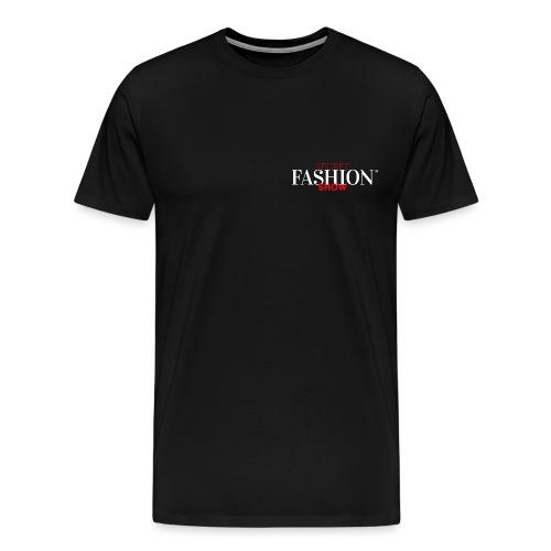 Logo schwarz 300dpi png - Männer Premium T-Shirt