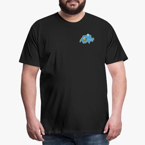 GeoBeer Logo - Männer Premium T-Shirt