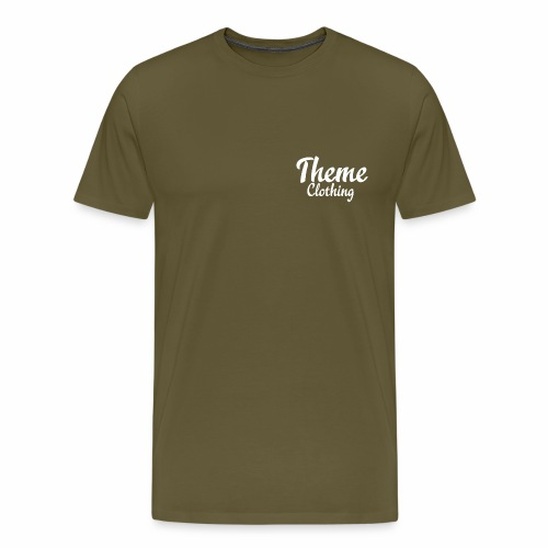 Theme Clothing Logo - Men's Premium T-Shirt