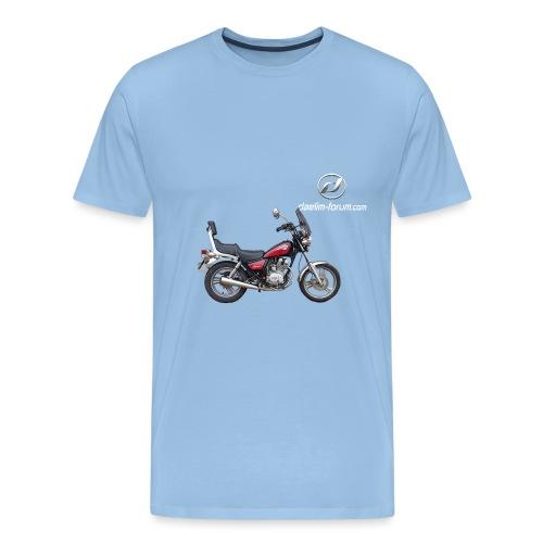 snm-daelim-2012-d-forum-w.png - Männer Premium T-Shirt