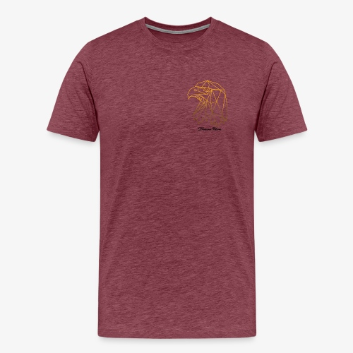DreamWave Eagle/Aigle - T-shirt Premium Homme