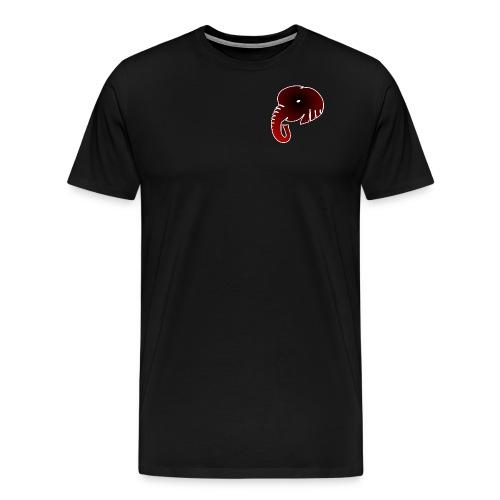 Blax - Herre premium T-shirt