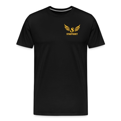 Brauerei Stadtguet - Männer Premium T-Shirt
