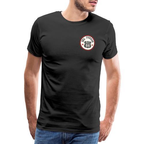 Del Fuegos Streetwear - Männer Premium T-Shirt
