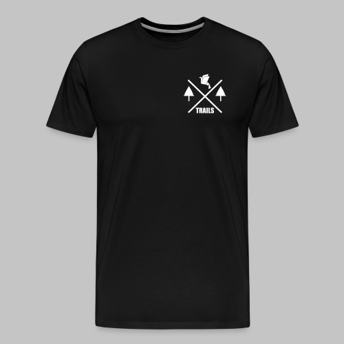 SPORT Classic Logo X-Trails - Männer Premium T-Shirt