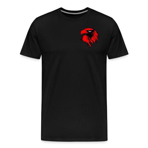 Logo von Milenziumtv - Männer Premium T-Shirt