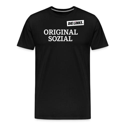 Schriftzug_original - Männer Premium T-Shirt