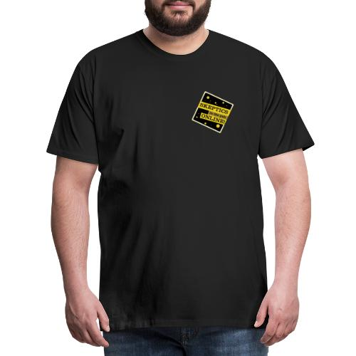 SitP Logo Angled - Men's Premium T-Shirt