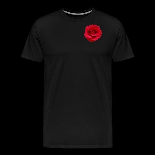 ForeMan- TheMansRose - Men's Premium T-Shirt