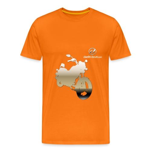 snm-daelim-2012-d-forum-w.png T-Shirts - Männer Premium T-Shirt
