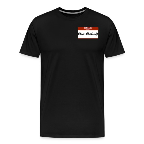 Oliver Clothesoft - Men's Premium T-Shirt