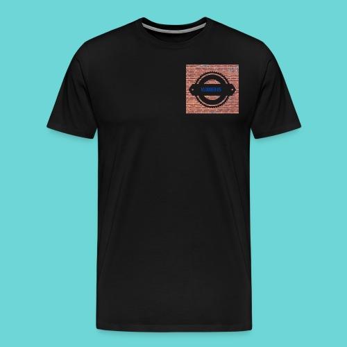 Brick t-shirt - Men's Premium T-Shirt