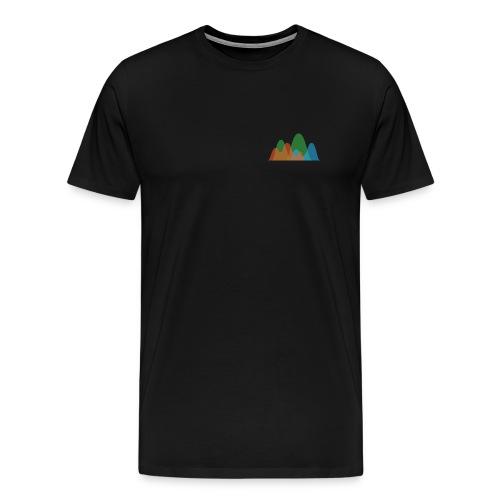 Istogramma Digital Colorist - Maglietta Premium da uomo