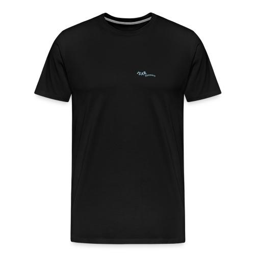 Isar_flimmern - Männer Premium T-Shirt