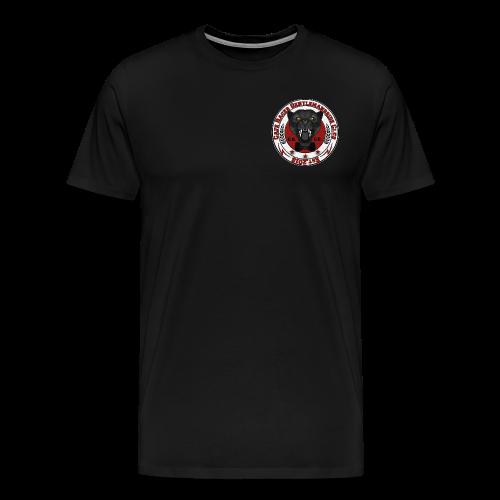 logopanthercrfcnew - Men's Premium T-Shirt