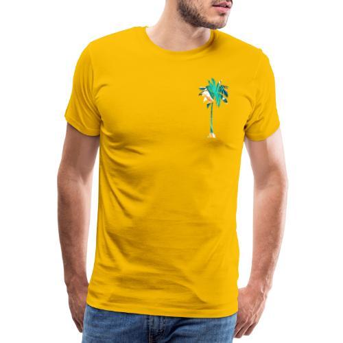 Fancy Palme 2 - Männer Premium T-Shirt