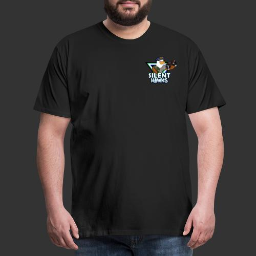 SilentHawks - Männer Premium T-Shirt
