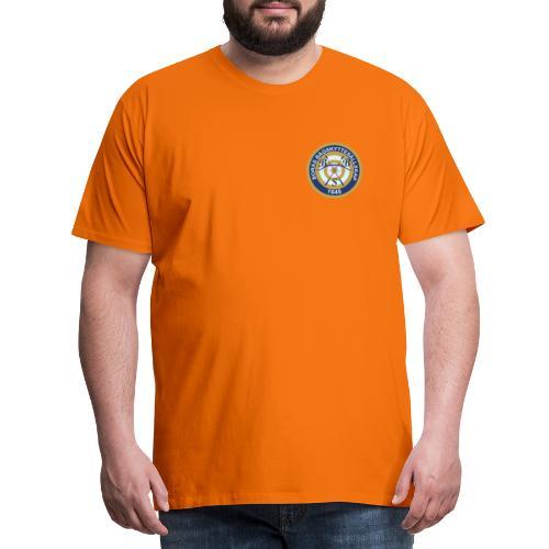 BBS logo - Premium-T-shirt herr