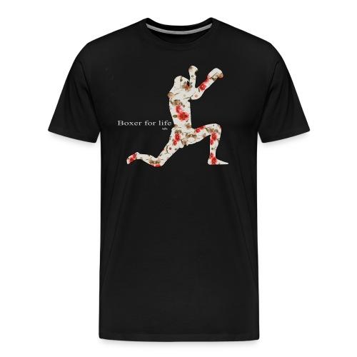 boxer for life - T-shirt Premium Homme