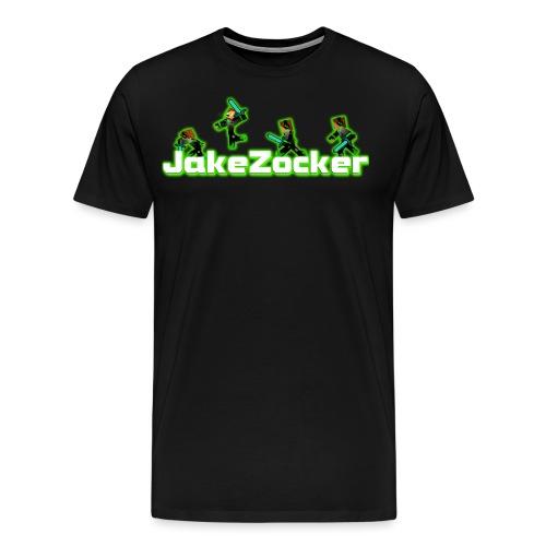 jannik png - Männer Premium T-Shirt