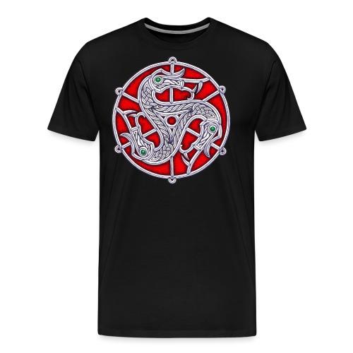 Trisquel Vendel - Camiseta premium hombre