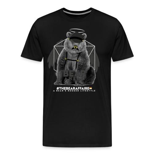 TBA Shirts Male BEARLINE Daddy Bear - Männer Premium T-Shirt