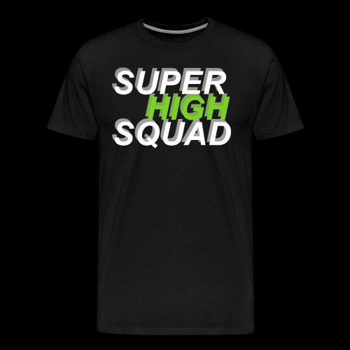 High Squad - Männer Premium T-Shirt