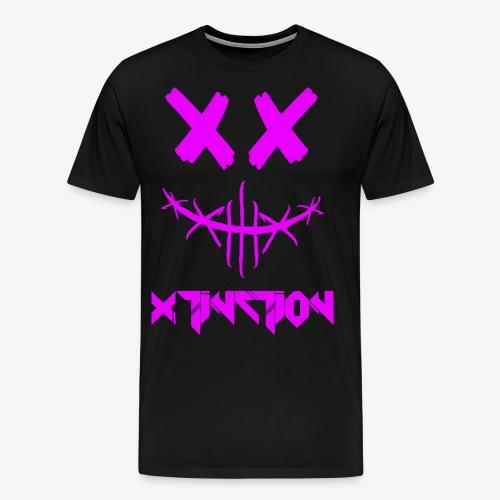 pink smile - Männer Premium T-Shirt