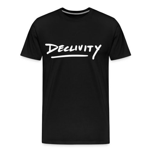 Projekt 2 vit - Premium-T-shirt herr