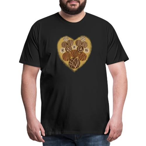 chocoholic | chocolate t-shirt - Men's Premium T-Shirt