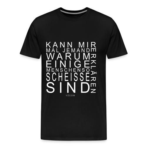 vzcom2 - Männer Premium T-Shirt