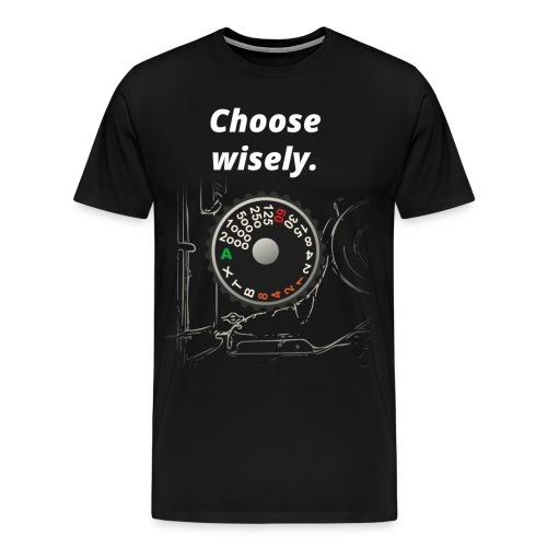 Need for Shutter Speed - Männer Premium T-Shirt