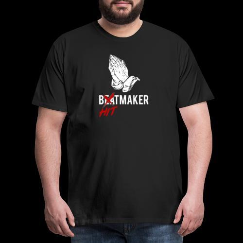 HitMaker Blanc - T-shirt Premium Homme
