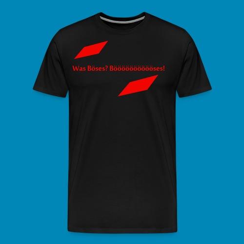 boeoeoeoeoeoeses - Männer Premium T-Shirt