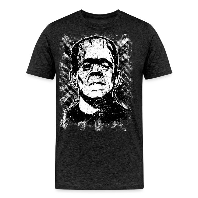 Boris Karloff/Frankenstein vintage sw