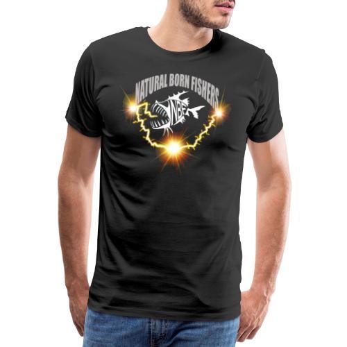NBF Superhero - Miesten premium t-paita