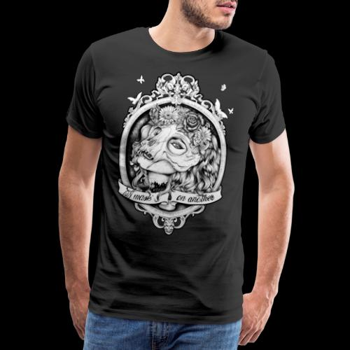 A mask on another - T-shirt Premium Homme