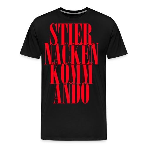 stiernackenkommandor png - Men's Premium T-Shirt