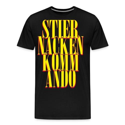 stiernackenkommandoduo png - Men's Premium T-Shirt