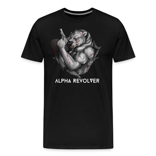 Logo Black and white - Men's Premium T-Shirt