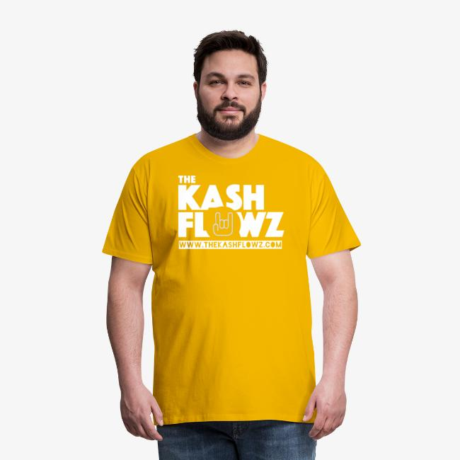 The Kash Flowz Official Web Site White