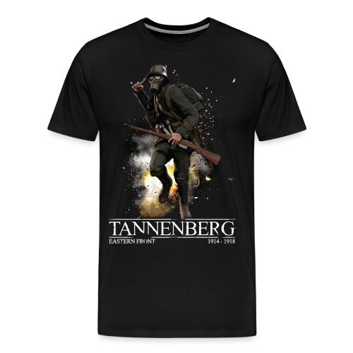 Classic Tannenberg - Mannen Premium T-shirt