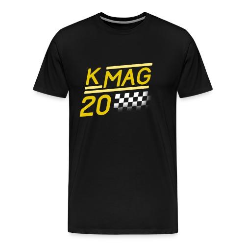 kmag - Men's Premium T-Shirt