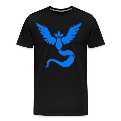 team-mystic-noborder - Männer Premium T-Shirt