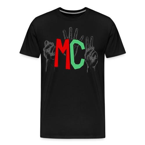 Logo vuoto iMorracinese - Maglietta Premium da uomo