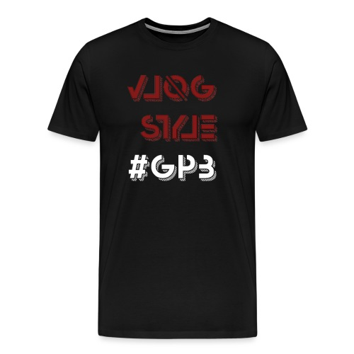 GPB Vlog Merch - Männer Premium T-Shirt